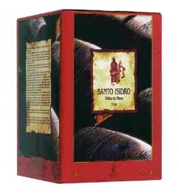 SANTO ISIDRO TINTO BAG IN BOX 5L