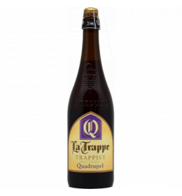 LA TRAPPE QUADRUPEL 0,75L I 6% ALKOHOLA